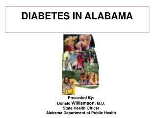 DIABETES IN ALABAMA