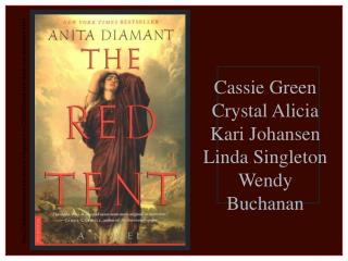http://dominicancooperatorbrother.blogspot.com/2010/10/red-tent-book-club-adventure.html
