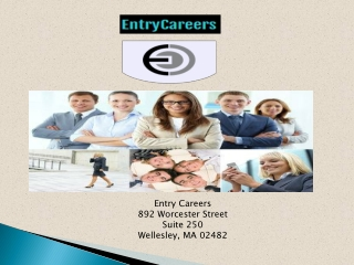 Entry Level Jobs For Freshers