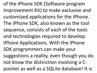 iphone application development companies