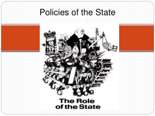 Policies of the State