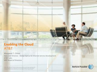 Enabling the Cloud ATT