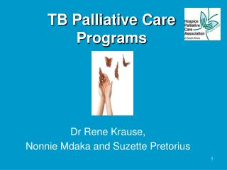 TB Palliative Care Programs