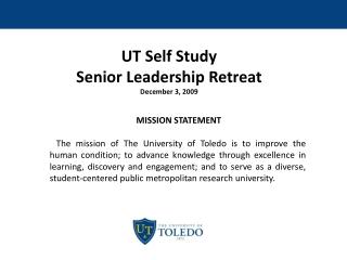 leading a self-study preparation
