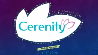 Cerenity Mobile Hygiene :: A Toilet Seat Sanitizer