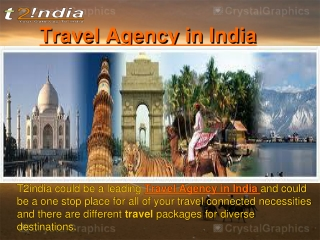 Travel Agency in India