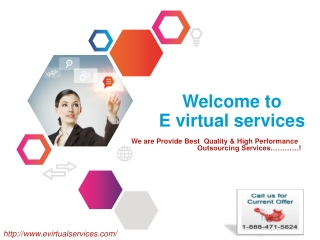 welcome To E virtual services