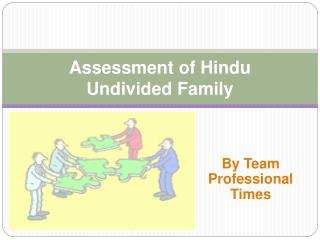 Assessment of Hindu  Undivided Family