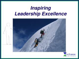 Inspiring Leadership Excellence