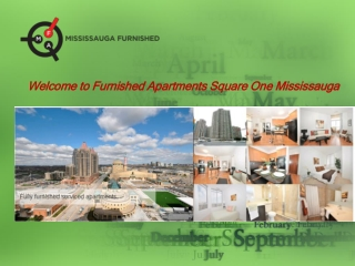 Welcome to Furnished Apartments Square One Mississauga