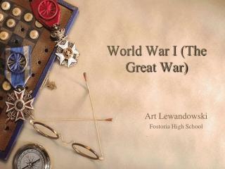 World War I (The Great War)