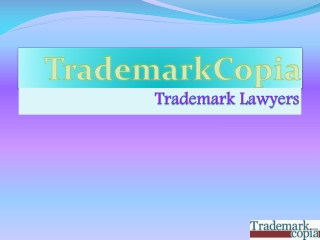 Trademark Copyright Lawyers