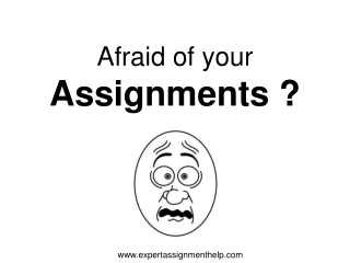 Help for students in assignments and essays