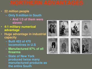 NORTHERN ADVANTAGES