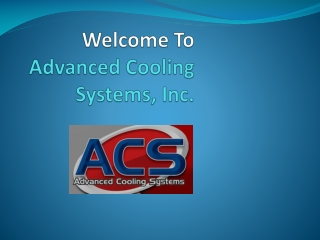 Heat and Air Conditioning by acs-advancedcooling