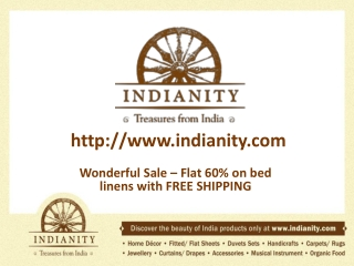 Exciting New Year Offers on Bed Linens