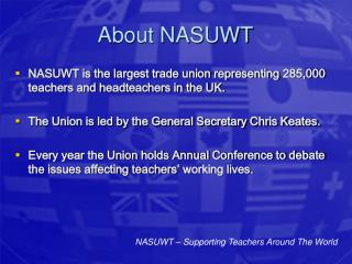 About NASUWT