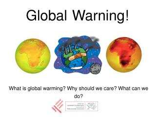 What is global warming? Why should we care? What can we do?