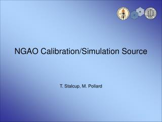 NGAO Calibration/Simulation Source
