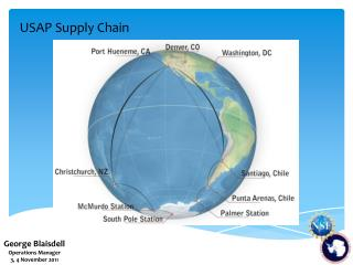USAP Supply Chain