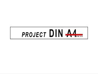 DIN A4: Lima