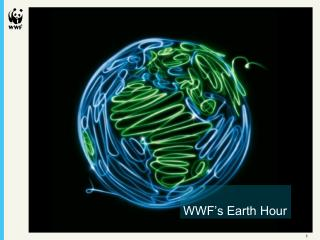 WWF's Earth Hour