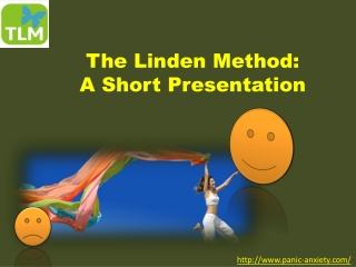 The Linden Method offers solutions against anxiety symptoms