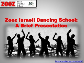 Zooz Israeli Dancing School offers line dancing classes of t