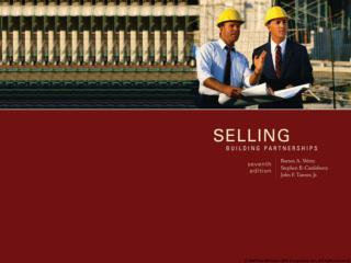 BUYING BEHAVIOR AND THE BUYING PROCESS