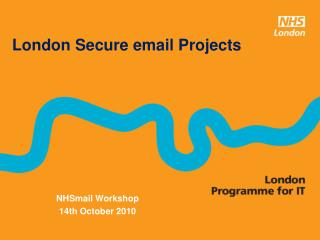 London Secure email Projects