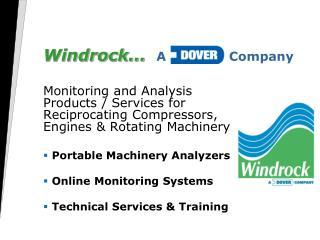 Windrock... A Dover Company