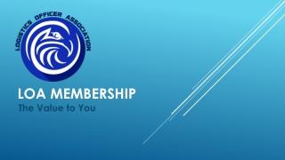 LOA Membership