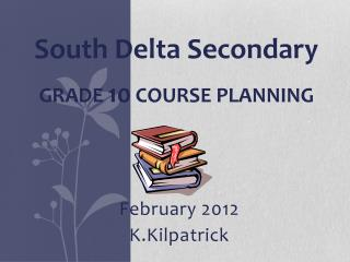 GRADE  10  COURSE PLANNING