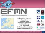 Elements of EFMN