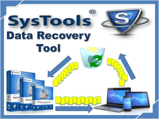 SysTools Data Recovery Software