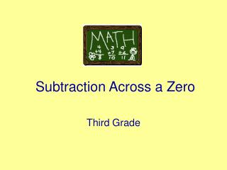 subtraction across a zero