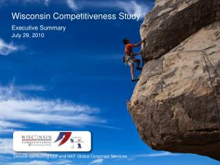 Wisconsin Competitiveness Study