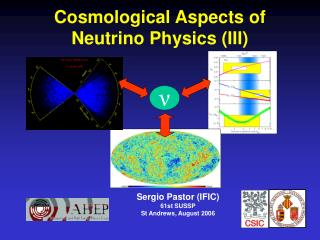 Cosmological Aspects of  Neutrino Physics (III)