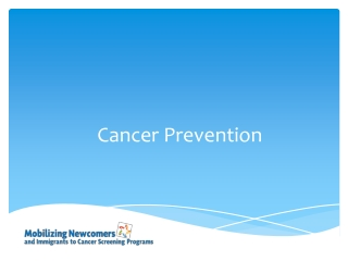 prevention and treatment  of cancer  with diet and herbs