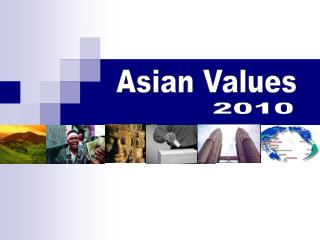 Asian Values