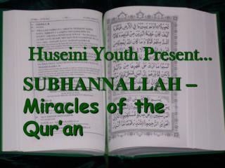 Huseini Youth Present…