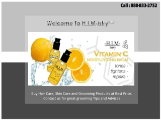 Mens Skin Care and Grooming Products | Himistry