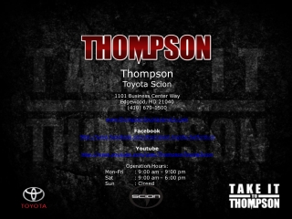 Thompson Toyota