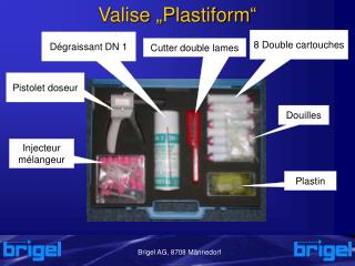 "Valise ""Plastiform"""