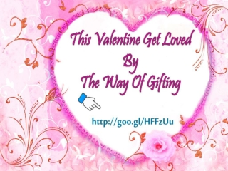 Best Valentine Gifts at Giftblooms.com