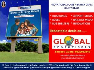 SBI MUTUAL Outdoor Media Advertising