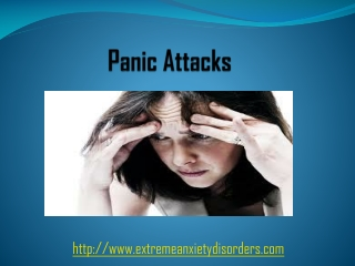 Learn about Panic Attack