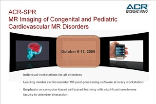 acr-spr  mr imaging of congenital and pediatric cardiovascular mr disorders