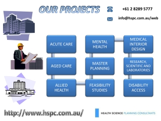 Health Science Planning Consultants