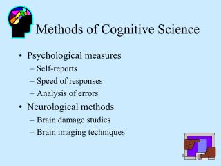 Methods of Cognitive Science